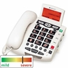ClearSounds CSC600 UltraClear White Amplified Phone