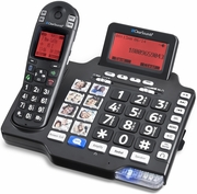 ClearSounds iConnect A1600BT Amplified Cordless Telephone w/ Bluetooth