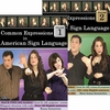 Common Expressions in American Sign Language 2-DVD Set