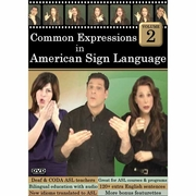 Common Expressions in American Sign Language Volume 2