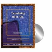 Effective Interpreting: Translating from ASL (Teacher)