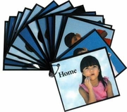 First Signs Lenticular ASL Flashcards