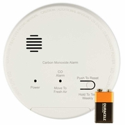 Gentex GN-503F Hard Wired Smoke/Carbon Monoxide Photoelectric  Alarm with Backup