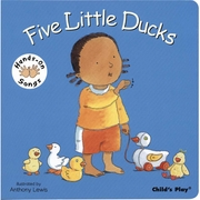 Hands-On Songs: Five Little Ducks Board Book