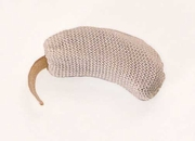 Hearing Aid Natural Sweatband - 1-1/2 Medium""