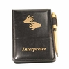 Interpreter Jotter Pad