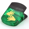 Interpreter Jumbo Magnet Clip Green