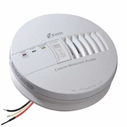 Kidde Lifesaver Hard Wired Carbon Monoxide Alarm with Backup