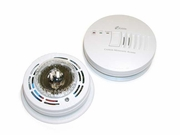 Kidde Lifesaver Hard Wired Carbon Monoxide Alarm with Strobe