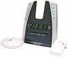 Krown KA1000 Dual Vibrating Alarm Clock