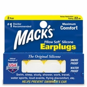 Mack's Pillow Soft Earplugs