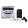 Midland Weather Alert Radio with Silent Call Bed Shaker