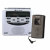 Midland Weather Alert Radio with Silent Call Legacy Series Transmitter
