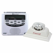 Midland Weather Alert Radio with Silent Call Strobe Light