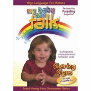 My Baby Can Talk: Sharing Signs DVD
