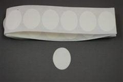 Oval Double Back Adhesive Pads