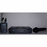 Oval Window Dual Wireless Microphone System