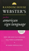 Pocket American Sign Language Dictionary
