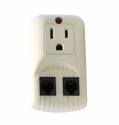Power Surge Protector for Phone or TTY