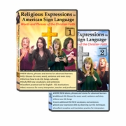 Religious Expressions in American Sign Language