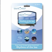 Rhythms of the Sea Sound Card for S-550-05 Sound Therapy System