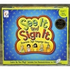 See It and Sign It Level I American Sign Language Game