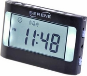 Serene VA3 Vibrating Portable Alarm Clock