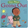 Sign About: Going Out Board Book