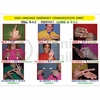 Sign Language Emergency Communication Chart
