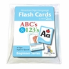 Sign2Me ASL Flash Cards: ABC's & 123's