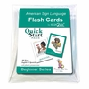 Sign2Me ASL Flash Cards: Quick Start Pack