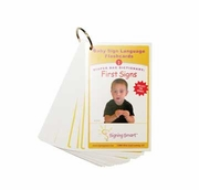 Signing Smart Diaper Bag Flashcards: First Signs