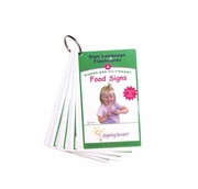 Signing Smart Diaper Bag Flashcards: Food Signs