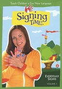 Signing Time Series 1: Everyday Signs DVD 3