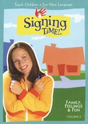 Signing Time Series 1: Family  Feelings and Fun DVD 4