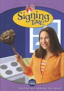 Signing Time Series 2 Vol 10: Helping Out Around the House DVD