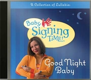 Signing Time Songs: Good Night Baby