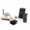 Silent Call Legacy Series Sidekick Receiver Phone/Wireless Doorbell Notification System