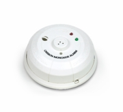 Silent Call Signature Series Carbon Monoxide Detector with Transmitter