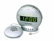 Sonic Alert Sonic Boom SBT425ss Vibrating Alarm Clock with Telephone Signaler