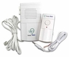 Sonic Alert  Traditional System DB200 Deluxe Doorbell and Telephone Transmitter