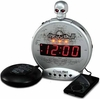 Sonic Boom The Skull Alarm Clock