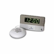 Sonic Boom Travel Alarm Clock