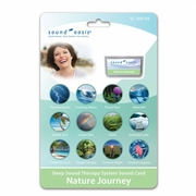 Sound Oasis Nature Journey Sound Card for S-650/S-660/S-665 Sound Therapy Systems