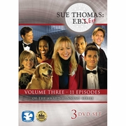 Sue Thomas: F.B.Eye Volume 3 3-DVD Set