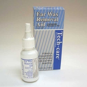 Tech-Care Ear Wax Removal Aid Drops