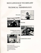 Technical Signs Terminology