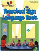 Time to Sign Preschool Sign Language Book