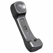 Walker F-Style Black Amplified Handset by Clarity