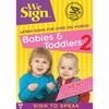 We Sign Babies & Toddlers 2 DVD